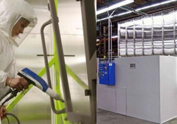 Parker Ionics - Powder Coating Manufacturer