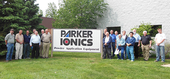 Learn more about Parker Ionics - parker-team
